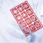 Easy DIY Last Minute Christmas Gift – Glass Etching